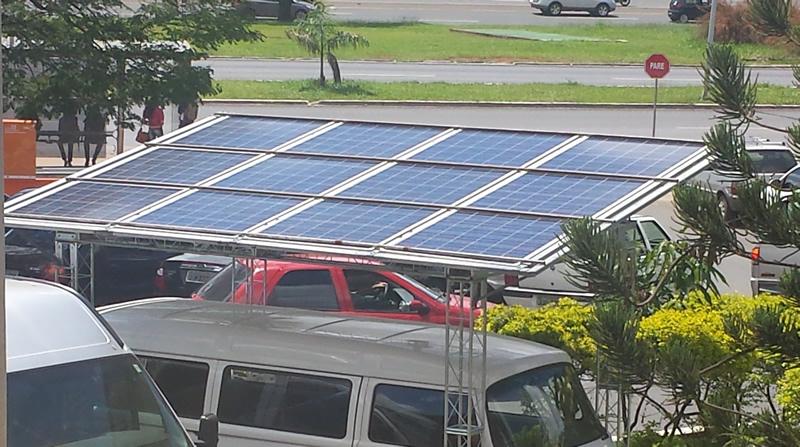 Garagem Solar